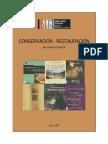 Bibliografía de Conservación y Restauración