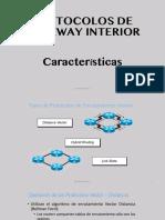 Caracteristicaa Protoc Enrut Dinamico