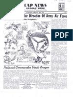 Oregon Wing - May 1943
