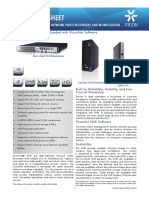 VNetV8 NVRs and Workstations