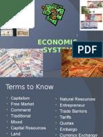 economics systems august 12-18 2014