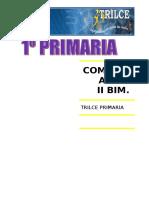Comunicacion i. II Bim