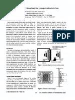 Peltier Cooling System Utilizing Liquid Heat Exchanger Combined With Pump 2002