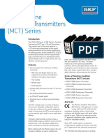 MCT Series Data Sheet