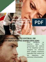 Trastorno Del Control de Los Impulsos No Especificado