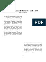 SVBF Sanskrit 18