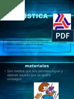 Planificación Logística de Los Materiales