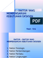 146284462 Faktor Faktor Yang Mempengaruhi Kebutuhan Oksigen 1