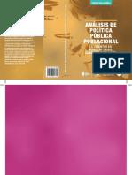 Libro Completo Analisis de Politica Publica de juventud