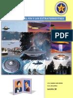 Los Tiempos Del Fin y Los Extraterrestres - gnosis