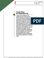 Giancarlo Rossi - (salv)agente di cambio - PDF Rassegna Stampa Compagnia per la Musica di Roma IlMondo31-8-09
