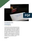 Facebook en La Enseñanza