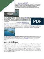 Definición Degolfo Bahia Peninsula