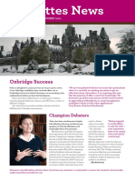 Fettes News Issue 5