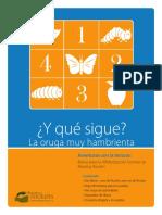 VeryHungryCaterpillar Spanish