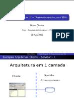 Projeto Integrado Web