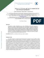 Analisis Exergetico a La Planta de Ciclo Combinado de Dos Niveles de Presion