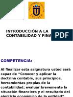 Introducción a La Contabilidad y Finanzas