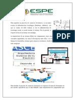 Arquitectura en Comercio Electrónico