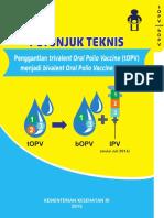 Buku Juknis Teknis Topv Menjadi Bopv & Introduksi Ipv