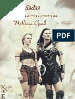 Viaje de Unas Almas Gemelas #4 - Melissa Good - Vinculadas