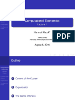 MH4320 Lec1 Computational economics