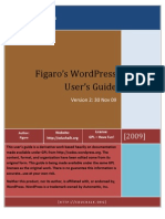Figaros Wp Users Guide v2