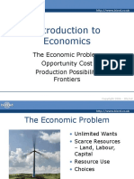 Introduction to Economics Presentation