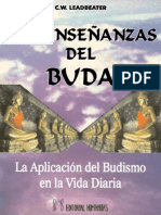 Las Ensenanzas Del Buda - C. W. Leadbeater