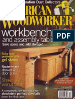 American Woodworker 156 Oct Nov 2011 Industrial Processes Crafts