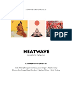 Heatwave Exhibition Catalog