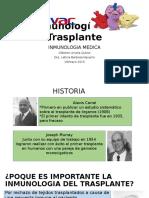 Inmunología Del Trasplante.pptx