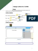 TAIMES T7 Printermanager software manual.pdf