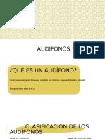 audifonos disertacion