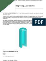 Lectut MIN 291 PDF291 PDF ANSYS