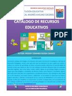 Catalogo de Recursos 2016 - LUD