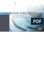 User Guide_HDR Efex Pro