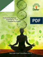 Dabur Annual Report