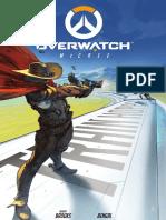 Comic Overwatch Mccree(1)