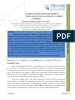 03. IJFST - Studies on Packaging Material Based Bio Chemical Compositional