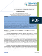 1. Ijtft - Characterization of New Product Development _npd_ Models Applicable To
