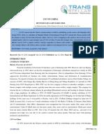 1. Ijbmr - Cgv in China