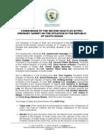 Igad Plus on South Sudan in Addis