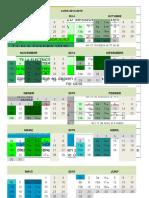 Calendari Medi