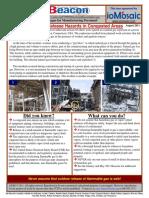 Flammable Vapor Release Hazards in Congested Areas