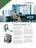 Plantronics Voyager 510