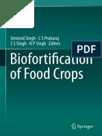 Agronomy Biofortification