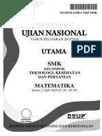 Bocoran Soal UN Matematika SMK TKP 2016 [pak-anang.blogspot.com].pdf