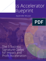 Success Accelerator Blueprint 2016