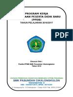 Program Kerja PSB